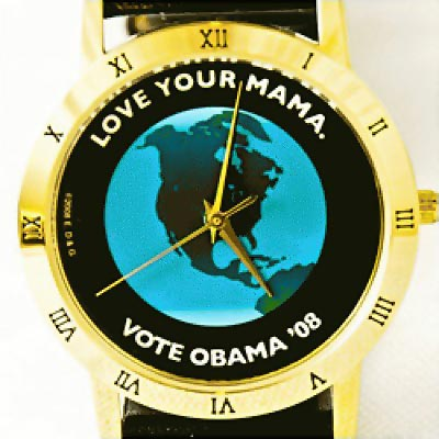Love your mama vote Obama