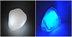 Светящаяся тротуарная плитка - LED камень